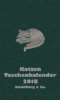 Kalender »Katzen Taschenkalender 2018«