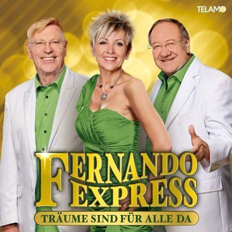 Audio CD »Fernando Express: Träume Sind Für Alle Da«
