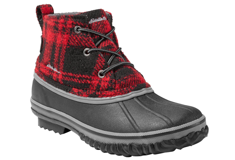 Eddie Bauer Hunt Pac Boots - Mittelhoch kaufen  Rot