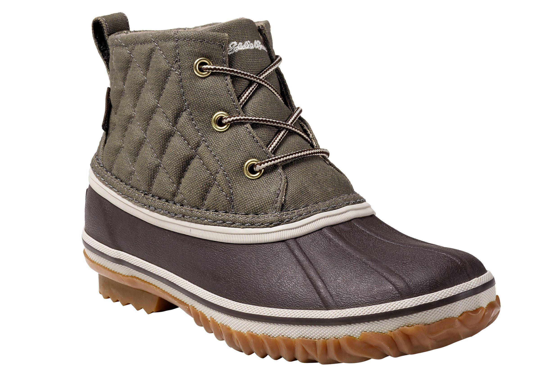 Eddie Bauer Hunt Pac Boots - Mittelhoch kaufen  Blasses Oliv