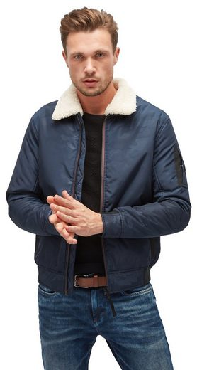 Tom Tailor Allwetterjacke mit Camouflage-Muster