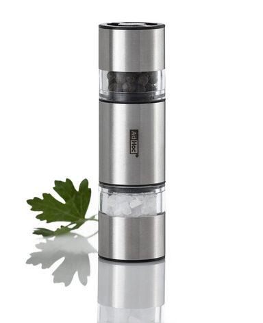 AdHoc Doppelmühle für Pfeffer und Salz »Duomill Mini«
