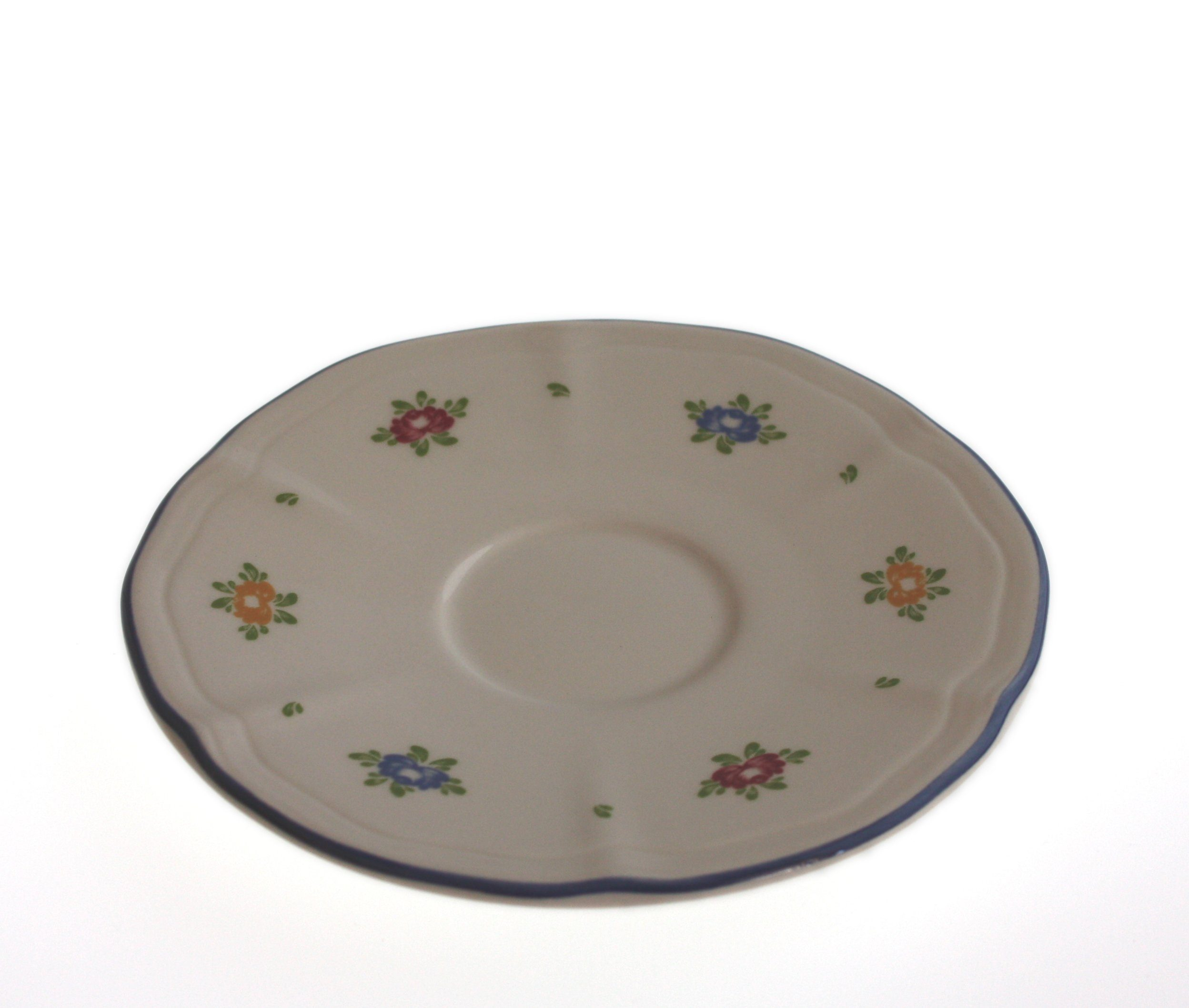 Zeller Keramik Untertasse »Petite Rose«