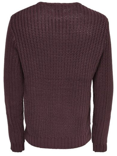 Only & Sons Plain Pullover
