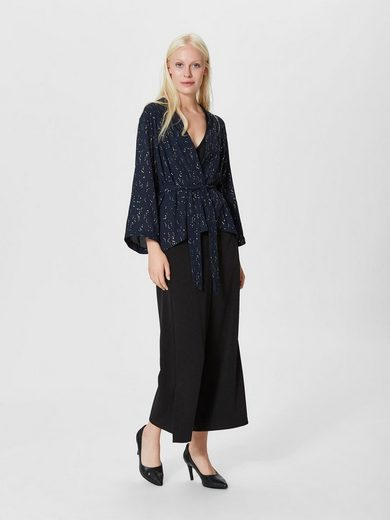Selected Femme Kurzer Kimono