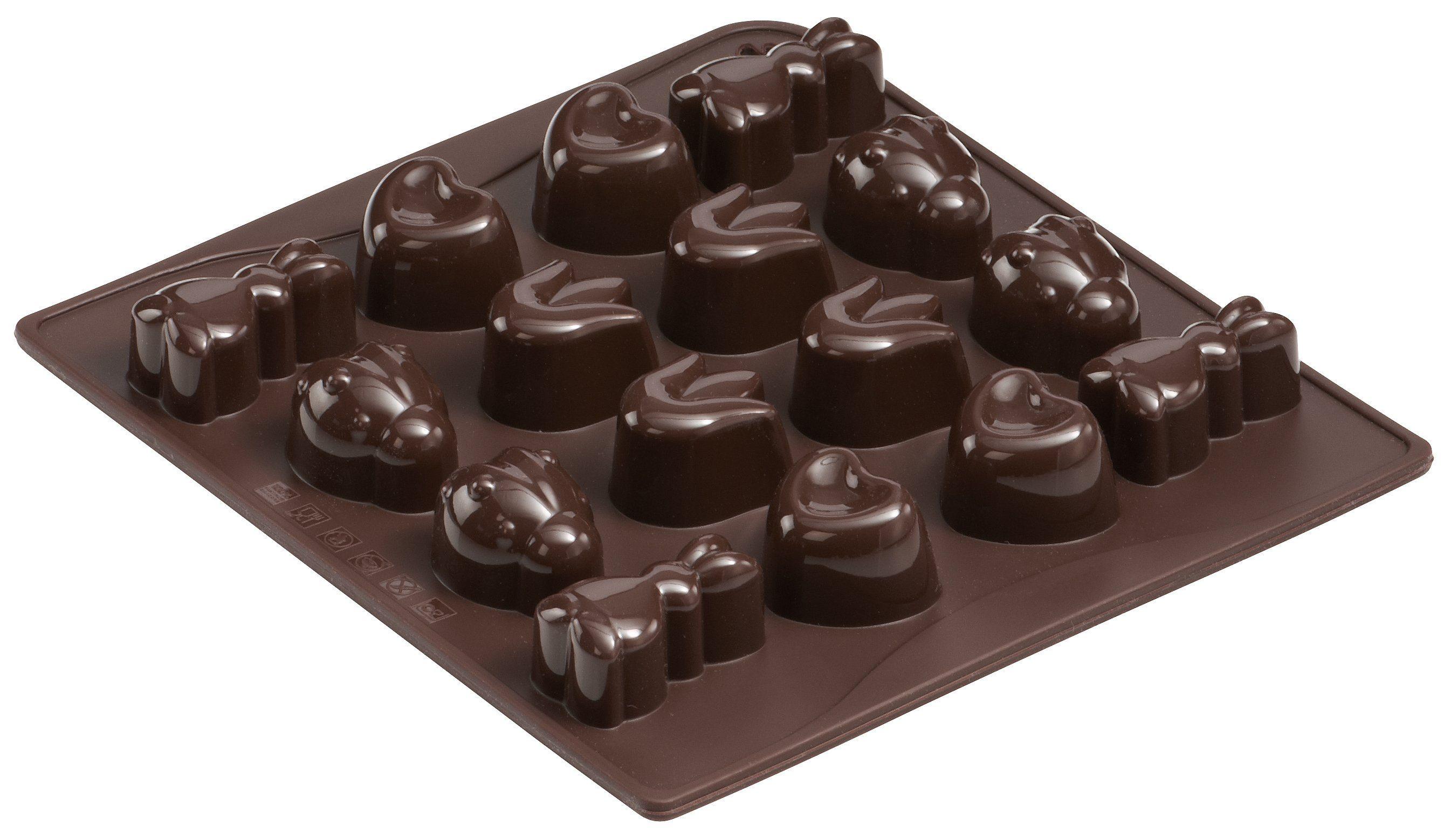 Dr. Oetker Schokoladenform Süßer Frühling »Confiserie«