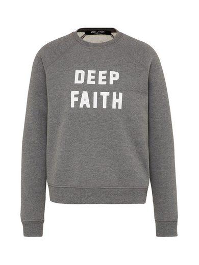Nadel U Faden Sweatshirt Deep Faith