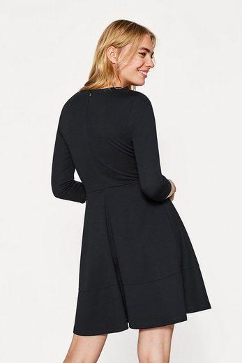ESPRIT Kleid aus leichtem Doubleface-Jersey