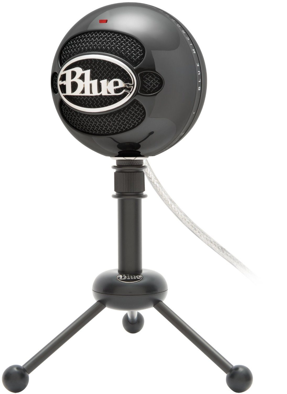 Blue Microphones Mikrofon »Microphones Snowball USB Mikrofon Gloss Black«