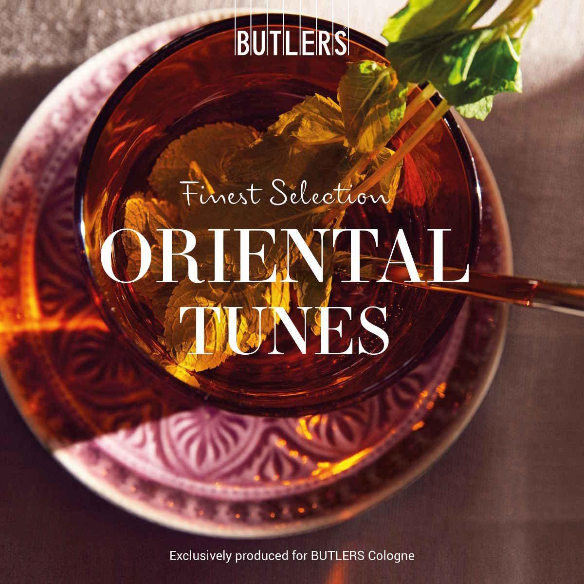 BUTLERS ORIENTAL TUNES »Songs«