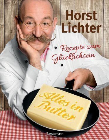 Gebundenes Buch »Alles in Butter«