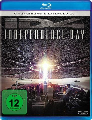 Blu-ray »Independence Day (Extended Cut)«