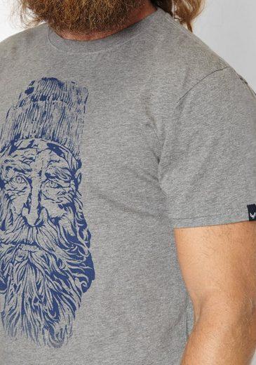 NAGANO T-Shirt KENDO MELANGE