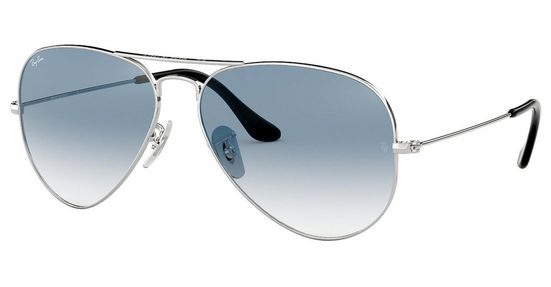 RAY BAN Sonnenbrille »AVIATOR LARGE METAL RB3025«
