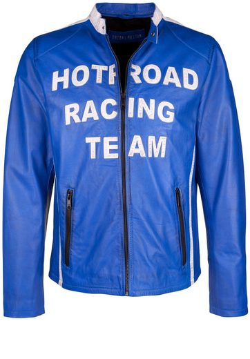 Freaky Nation Lederjacke HOT ROAD