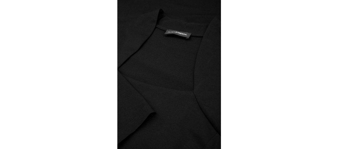 Doris Streich Jerseykleid 1/2-ARM MIT KARREE-AUSSCHNITT, große Größen
