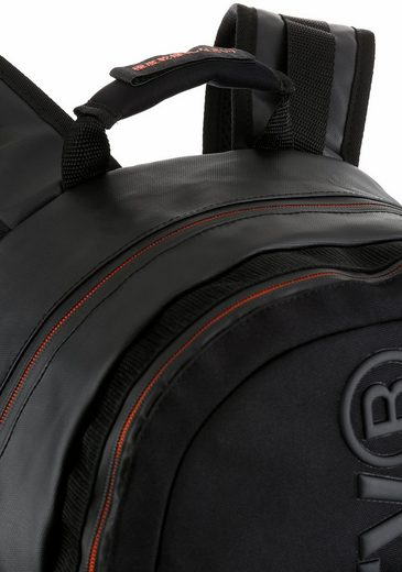 Superdry Cityrucksack BUFF TARP BACK PACK, mit gepolstertem Laptopfach