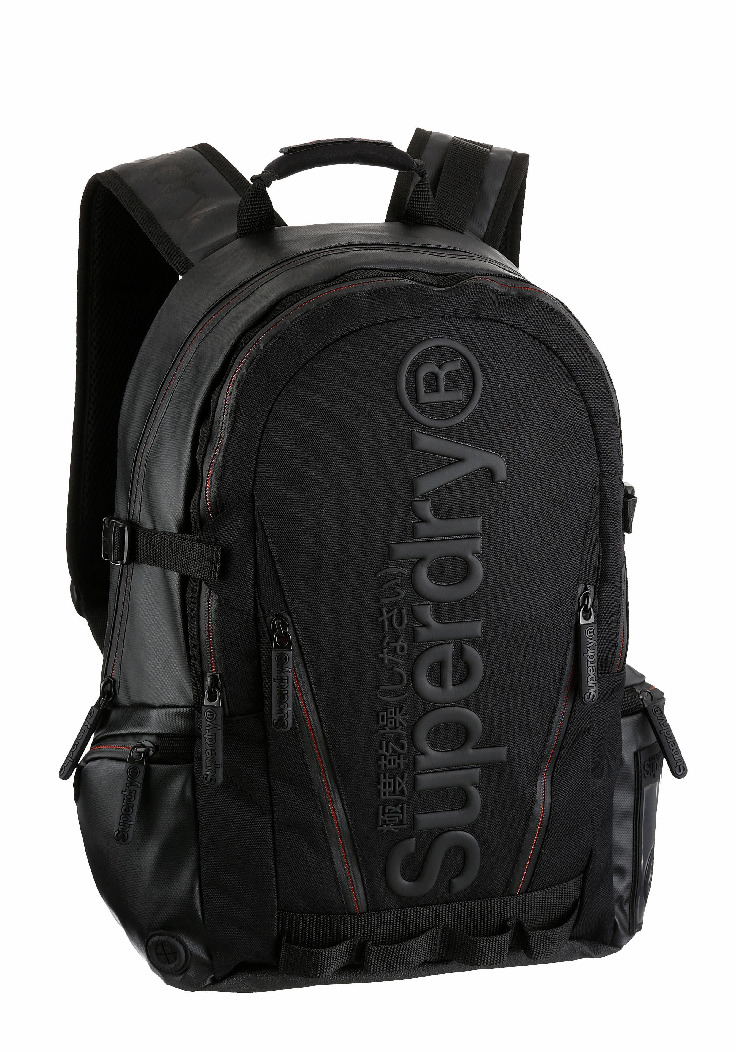Superdry Cityrucksack »BUFF TARP BACK PACK«, mit gepolstertem Laptopfach