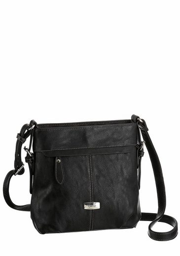 Gabor Umhängetasche »LISA«, crossbody-Bag mit verstellbarem Umhängeriemen