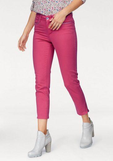 STOOKER WOMEN 7/8-Jeans, 7/8-Jeans Rio, Glitzersteinchen am Tascheneingriff