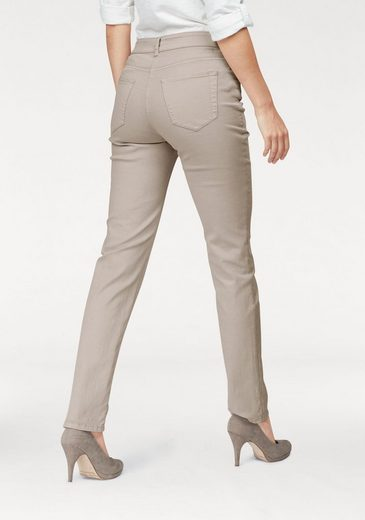 Mac Stretch-jeans Melanie Pipe Intelligente, Forme Féminine