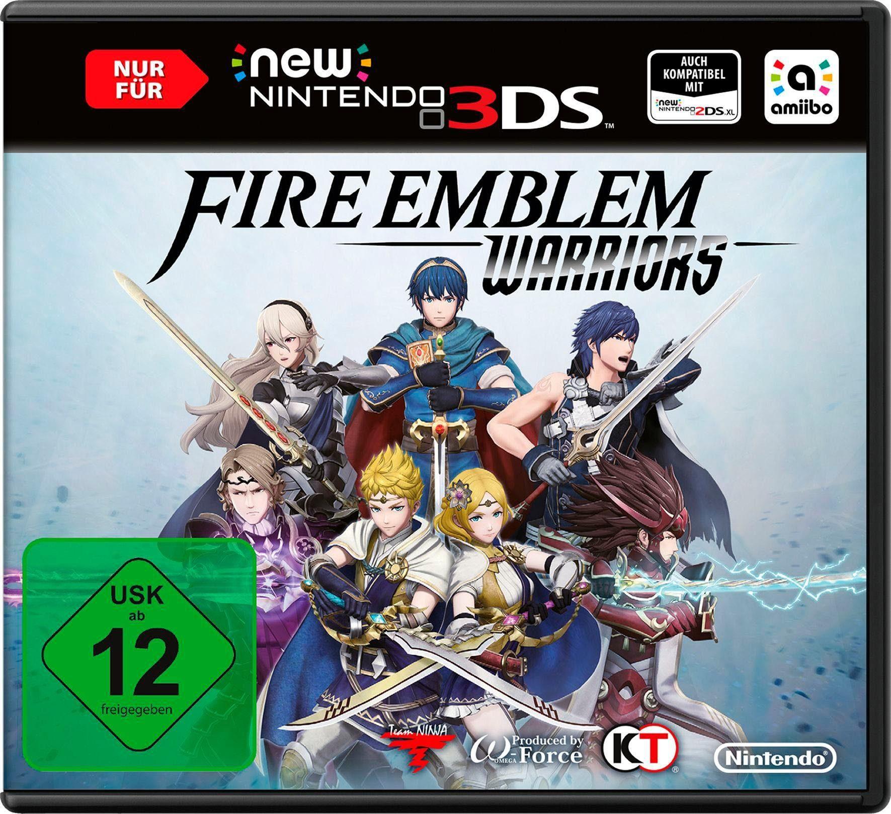 Fire Emblem Warriors Nintendo 3DS