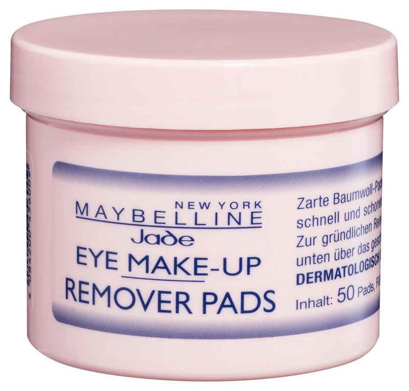 MAYBELLINE NEW YORK Augen-Make-up-Entferner »Eye Make-Up Remover Pads«