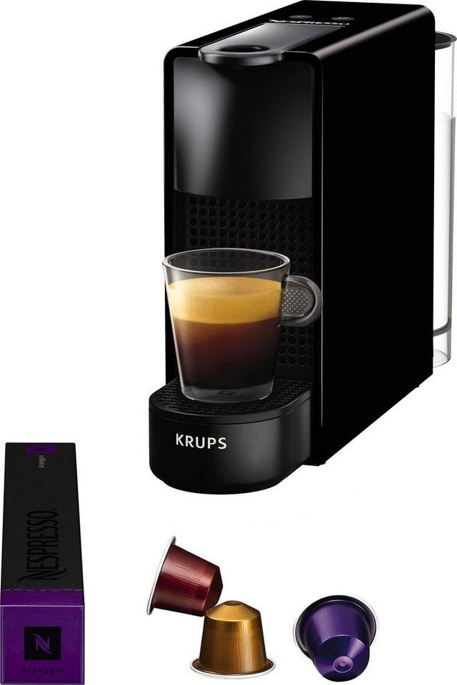 Nespresso Kapselmaschine NESPRESSO XN1108 Essenza Mini online ...