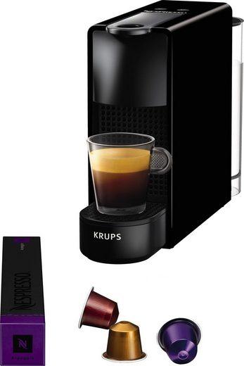 Nespresso Kapselmaschine NESPRESSO XN1108 Essenza Mini, 1260 Watt, 15 bar, Sehr kompakt