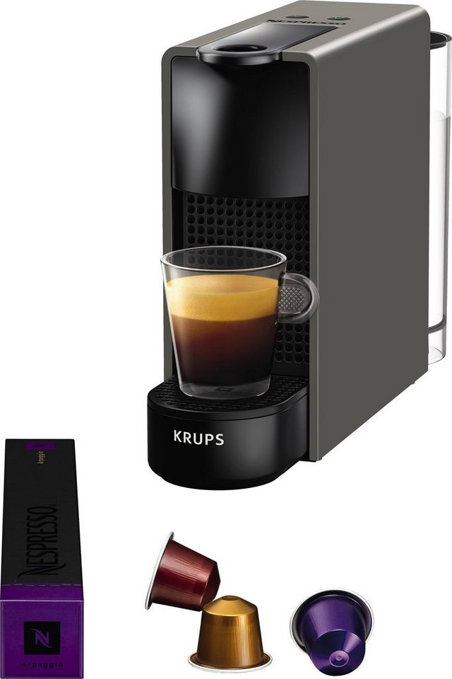nespresso kapselmaschine nespresso xn110b essenza mini online kaufen otto. Black Bedroom Furniture Sets. Home Design Ideas