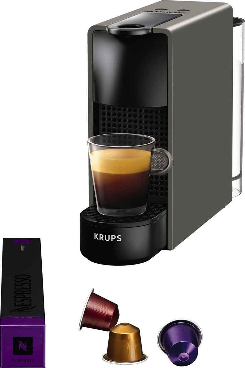 Nespresso Kapselmaschine NESPRESSO XN110B Essenza Mini