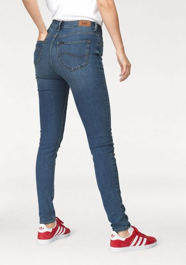 Lee® High-waist-Jeans »Scarlett High« 5-Pocket-Form