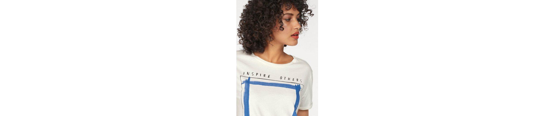 Pepe Jeans T-Shirt BRUNA, mit großem Frontprint