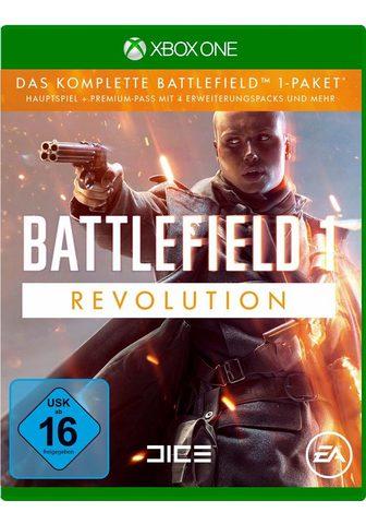 Battlefield 1-Revolution Xbox One