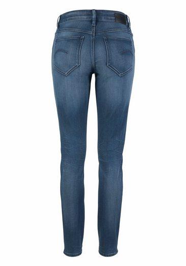 G-Star RAW Skinny-fit-Jeans G<3 High Super Skinny, mit Stretch