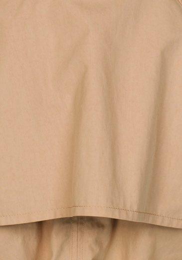Mit Trenchcoat Sweatkapuze Abnehmbarer Jeans Tommy xSwXBE