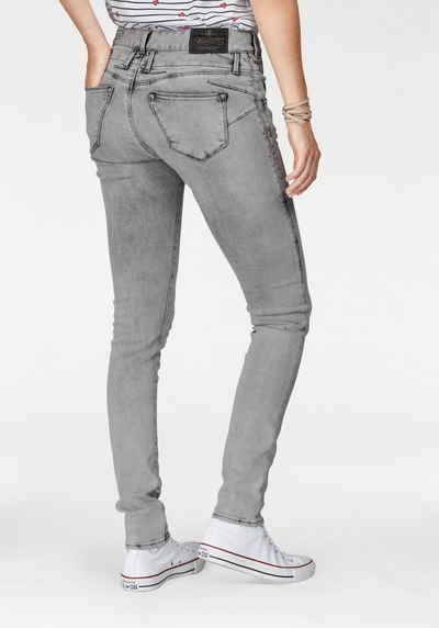 9b4ed0e80bdd Herrlicher Skinny-fit-Jeans »BABY SLIM« Normal Waist