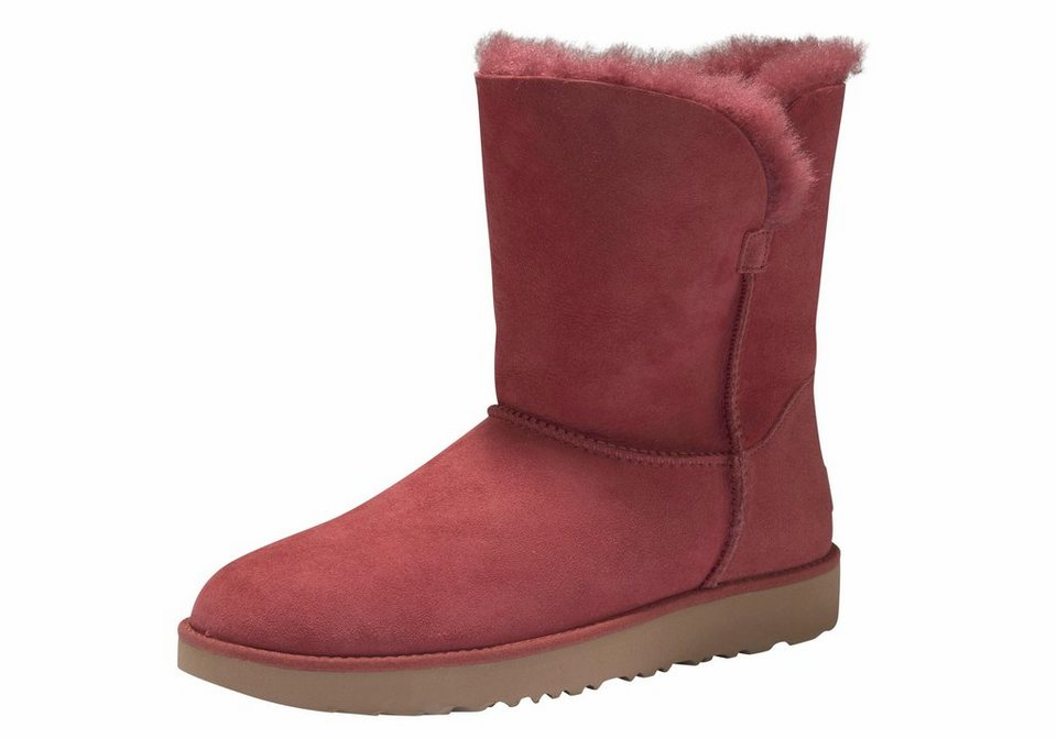 ugg classic cuff short winterboots mit krempelbarem schaft online kaufen otto. Black Bedroom Furniture Sets. Home Design Ideas