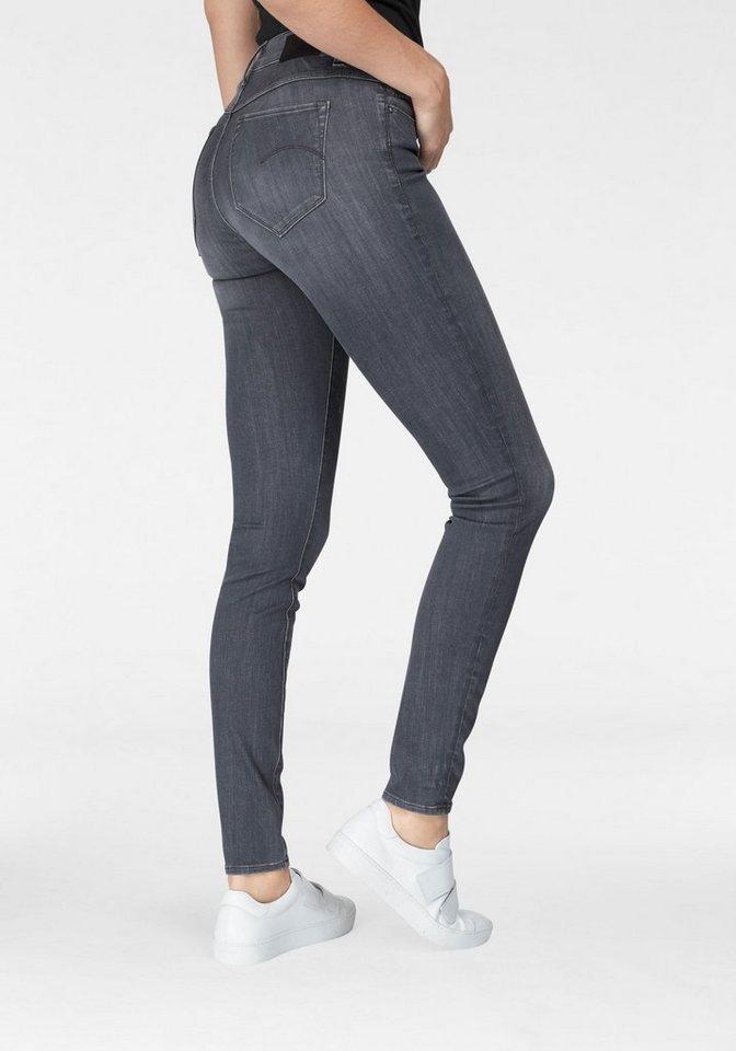 75f292a87720 G-Star RAW Skinny-fit-Jeans »Shape High Super Skinny« (1-tlg) mit ...