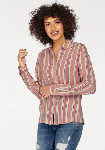Pepe Jeans Shirt Blouse Constance, Strip With Colorful