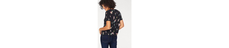 Pepe Jeans T-Shirt PETRA, im graphischen Alloverdesign