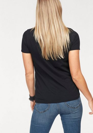 "Lee® T-Shirt, mit trendy ""Lee""-Print"