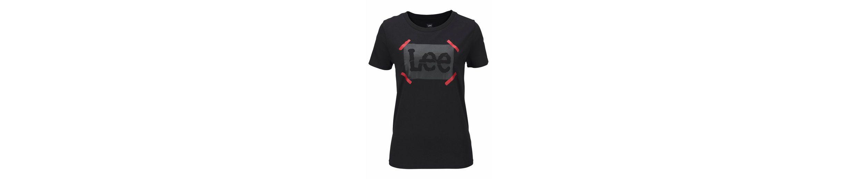 Lee® T-Shirt, mit trendy