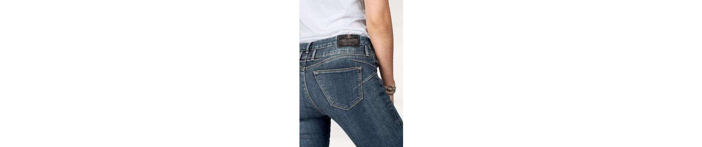 Herrlicher Skinny-fit-Jeans Baby Slim, mit Push-Up-Effekt