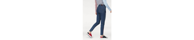 JEANS Slim Izzy fit TOMMY Einsatz seitlichem Jeans mit TOMMY JEANS qEaA4Ot