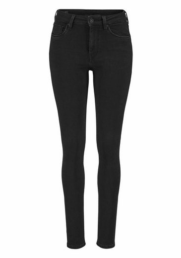 Pepe Jeans Skinny-fit-Jeans REGENT, mit hoher Leibhöhe