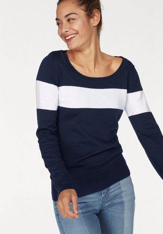 AJC Трикотажный пуловер
