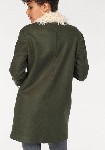 Please Jeans Kurzmantel, Im Uniform-look