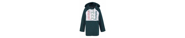 TOMMY JEANS Longsweatshirt, mit Logo-Print