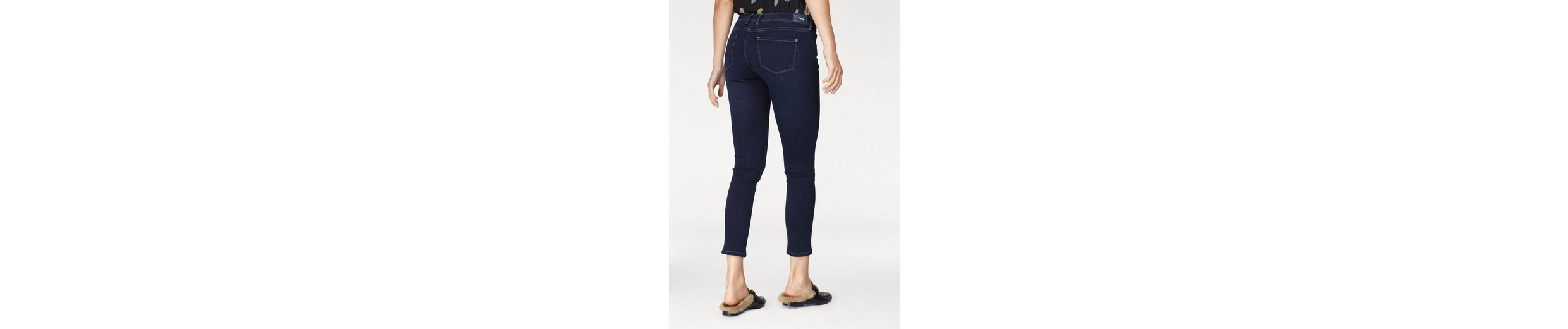 Pepe Jeans Skinny-fit-Jeans LOLA, mit Ankle-Leg